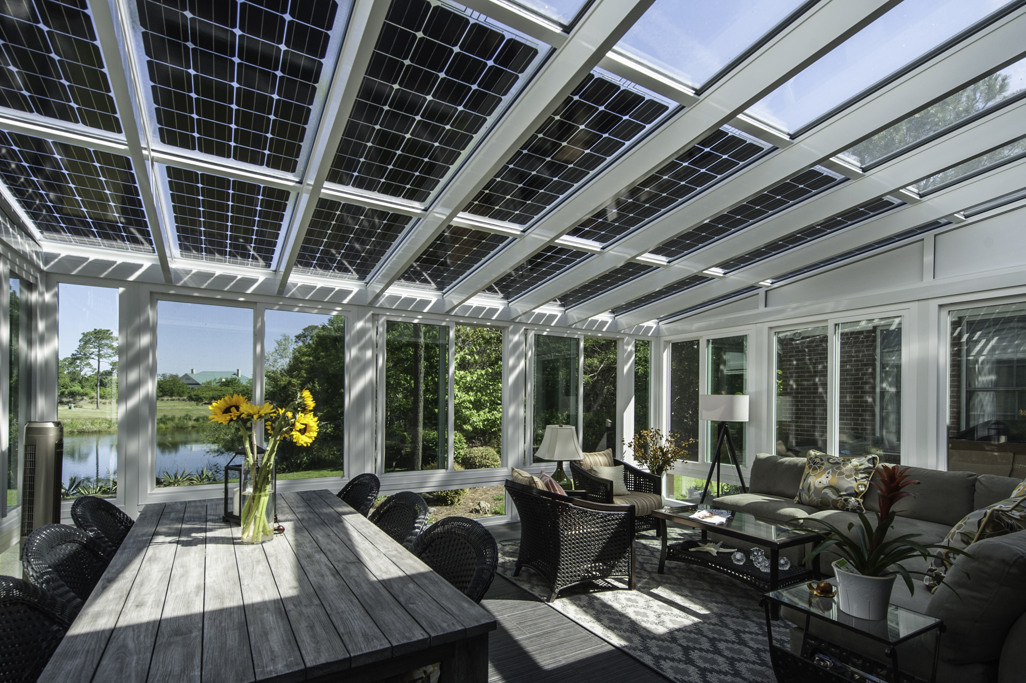 Solar Canopies Amp Awning Systems